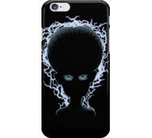 Big Brain Evil Mastermind Electro iPhone Case/Skin