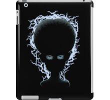 Big Brain Evil Mastermind Electro iPad Case/Skin