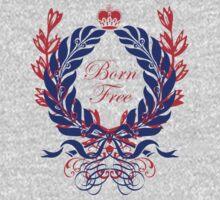 Born Free Baby Tee