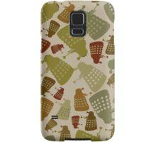 Doctor Who - Mini DALEK Camouflage Samsung Galaxy Case/Skin