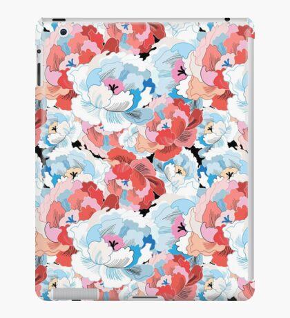 flower pattern iPad Case/Skin
