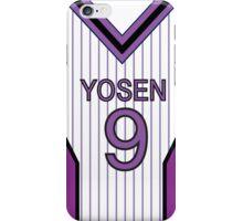 Kuroko no Basuke: YOSEN 9 iPhone Case/Skin