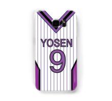 Kuroko no Basuke: YOSEN 9 Samsung Galaxy Case/Skin