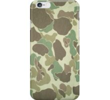 Duck hunter Camo Case iPhone Case/Skin
