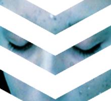 Who Killed Laura Palmer? (No Text) Sticker