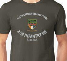SADF 2 SA Infantry Battalion Veteran  Unisex T-Shirt