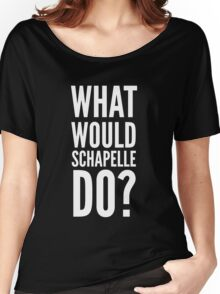 What Would Schapelle Do? Women's Relaxed Fit T-Shirt