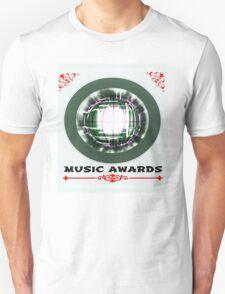 music awards Unisex T-Shirt