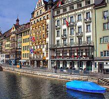 Lovely Luzern_Switzerland by Sharon Kavanagh