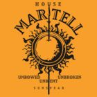 Game of Thrones House Martell 1 by nofixedaddress