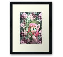 Pinkie Booth Framed Print