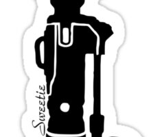 River Song's Sonic Screwdriver Sticker