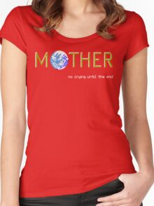 MOTHER Women's Fitted Scoop T-Shirt