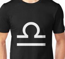 Libra (astrology) Unisex T-Shirt