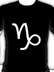 Capricorn (astrology) T-Shirt