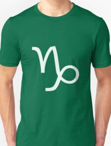 Capricorn (astrology) T-Shirt