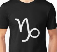 Capricorn (astrology) Unisex T-Shirt