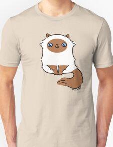 Little Fluffy Kitten ... himalayan Unisex T-Shirt