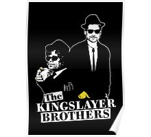 The Kingslayer Brothers Poster