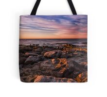 Rocks by the Pool Tote Bag