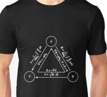 Electrostatics [DARK] Unisex T-Shirt
