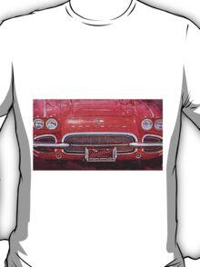 Vintage Red Vette T-Shirt