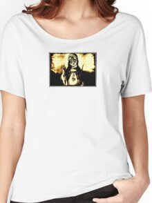 WnRn - Road God Blessing Women's Relaxed Fit T-Shirt