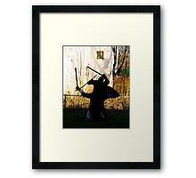 Dark Knights Framed Print