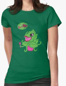 Littlest Horror Shop Womens Fitted T-Shirt