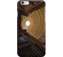 Pantheon Rome Entrance iPhone Case/Skin