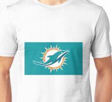 Miami Dolphins Logo Unisex T-Shirt