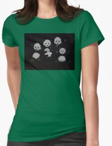 Panda bear family - Pandamonium! T-Shirt