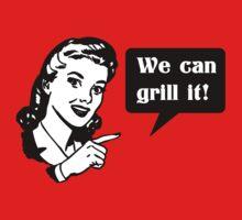 We can grill it by nektarinchen