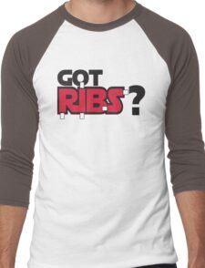 Got Ribs? Men's Baseball ¾ T-Shirt