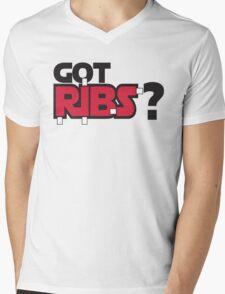 Got Ribs? Mens V-Neck T-Shirt