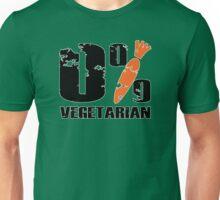 0 % Vegetarian Unisex T-Shirt