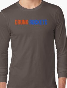 Simple T-SHIRT [Drunk Rockets] T-Shirt