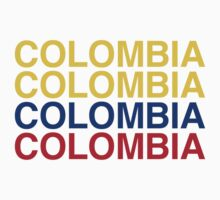 COLOMBIA by eyesblau