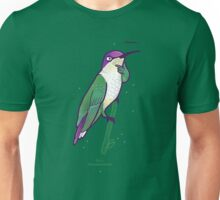 Hmmming Bird Unisex T-Shirt