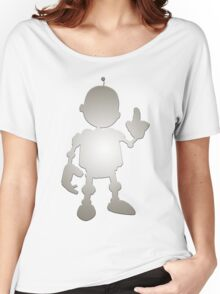 R&C - Clank Women's Relaxed Fit T-Shirt