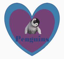 penguins :) Kids Clothes