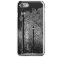 Lamp Posts iPhone Case/Skin