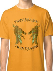 twin dragon Classic T-Shirt