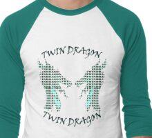twin dragon Men's Baseball ¾ T-Shirt