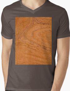 Black Thorn Mens V-Neck T-Shirt