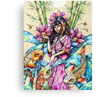 Rejuvenation Canvas Print