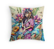Rejuvenation Throw Pillow