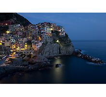 Night in Italy Photographic Print