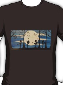 Dance by the light of the moon T-Shirt