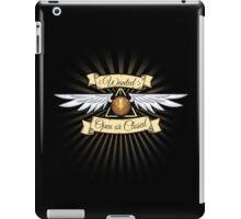 The Golden Snitch iPad Case/Skin